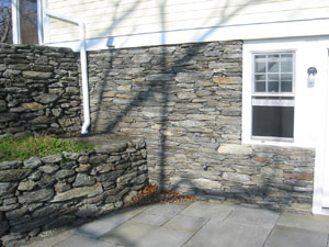 Shale Stone Walls and Veneer