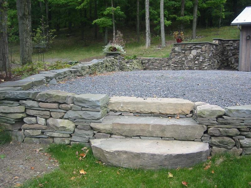 More Stone Step Pictures Bluestone Fieldstone And