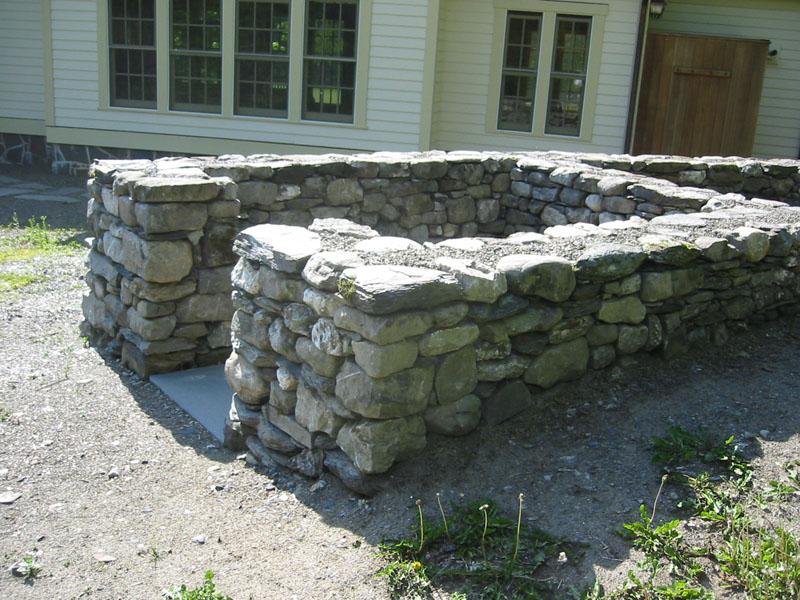 Stone Wall Pictures - Field Stone, Bluestone, Shale Stone ...